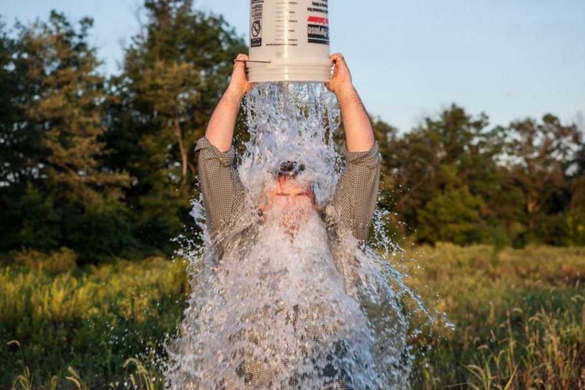 Brand campaign lessons from the Ice Bucket Challenge